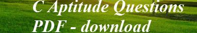 aptitude pdf download